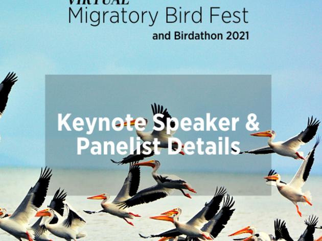 Speaker and Panelist Details