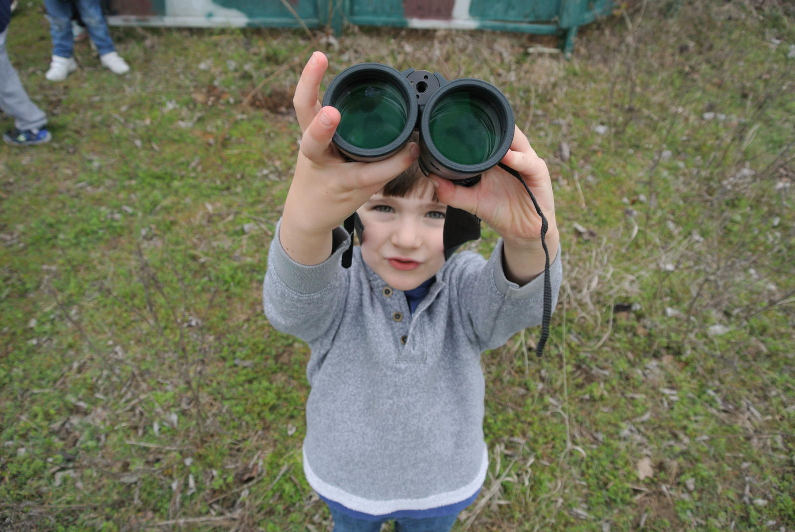 great backyard bird count mitchell lake audubon center